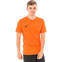 Nike Koszulka męska Park VI pomarańczowy r. M (NIKE0609013). Brązowe t-shirty męskie Nike, m, do piłki nożnej. Za 49,00 zł.