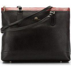Torebka damska 85-4E-459-1. Czarne torebki klasyczne damskie Wittchen. Za 489,00 zł.