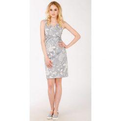 Odzież damska: Sukienka w kwiaty