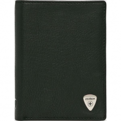 Strellson - Portfel skórzany. Czarne portfele męskie Strellson, z materiału. Za 219,90 zł.