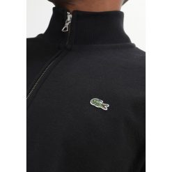 Bluzy męskie: Lacoste Bluza rozpinana black