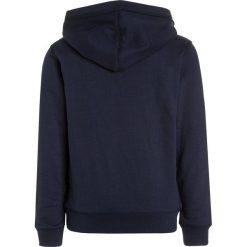 Levi's® NEWBAT Bluza z kapturem dress blue. Niebieskie bluzy chłopięce rozpinane marki Levi's®, s, z bawełny, z kapturem. Za 249,00 zł.