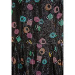 Sukienki dziewczęce: Little Marc Jacobs Sukienka letnia noir rose