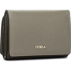Mały Portfel Damski FURLA - Babylon 948417 P PU36 E35 Sabbia b. Szare portfele damskie marki Furla, ze skóry. Za 540,00 zł.