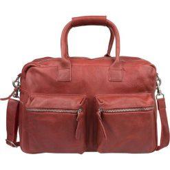 """Torby na ramię męskie: Skórzana torba """"The Bag"""" w kolorze rdzawym – 42 x 27 x 15 cm"""