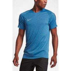 Nike Koszulka męska Flex Strike Dry Top SS niebieska r. S (806702 443). Niebieskie koszulki sportowe męskie marki Nike, m. Za 127,27 zł.