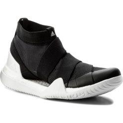 Buty adidas - PureBoost X Trainer 3.0 Ll CG3524 Cblack/Crywht/Carbon. Czarne buty do fitnessu damskie marki Adidas, z kauczuku. W wyprzedaży za 439,00 zł.