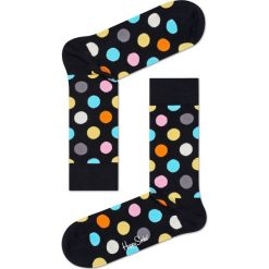 Happy Socks - Skarpety Big Dot. Czarne skarpetki męskie Happy Socks. Za 34,90 zł.