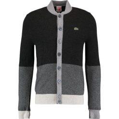 Swetry rozpinane męskie: Lacoste LIVE Kardigan dark grey