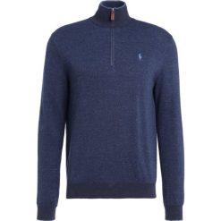 Polo Ralph Lauren Sweter indigo tuck. Niebieskie swetry klasyczne męskie marki Polo Ralph Lauren, m, z bawełny, polo. W wyprzedaży za 434,85 zł.