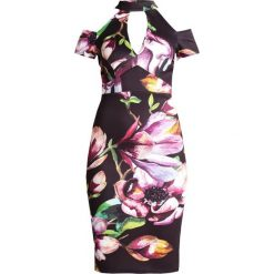 Sukienki hiszpanki: True Violet MILAN Sukienka etui multicoloured