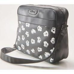 Torba Mickey Mouse - Czarny. Czarne torebki klasyczne damskie House, z motywem z bajki. Za 89,99 zł.