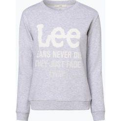 Lee - Damska bluza nierozpinana, szary. Szare bluzy rozpinane damskie Lee, m. Za 259,95 zł.