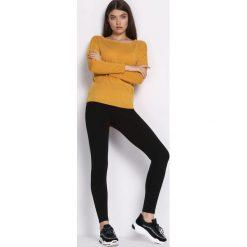 Bluzki damskie: Żółta Bluzka Adolescence
