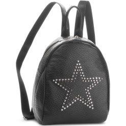 Plecak JENNY FAIRY - RC15326 Czarny. Czarne plecaki damskie marki Jenny Fairy, ze skóry ekologicznej, eleganckie. Za 119,99 zł.