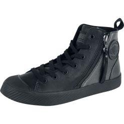 Palladium Pallaphoenix Z MTL Buty sportowe czarny/szary. Czarne buty sportowe damskie marki Vans, z motywem z bajki. Za 324,90 zł.