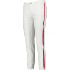 Dżinsy - Slim fit - w kolorze granatowym. Białe jeansy damskie relaxed fit Taifun. W wyprzedaży za 121,95 zł.