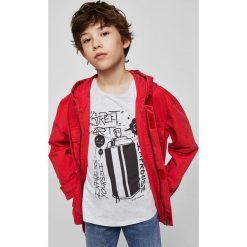 Odzież chłopięca: Mango Kids – T-shirt dziecięcy Ale 104-164 cm