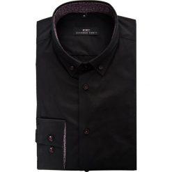 Koszula MICHELE 2 15-04-02. Czarne koszule męskie na spinki marki Cropp, l. Za 169,00 zł.