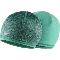 Czapki damskie: czapka do biegania damska dwustronna NIKE RUN COLD WEATHER / 632297-388 - czapka do biegania damska dwustronna NIKE RUN COLD WEATHER
