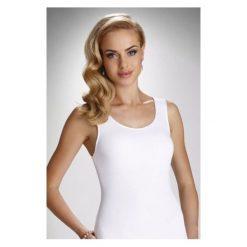 Bluzki asymetryczne: Eldar Koszulka damska Tania biała r. 2XL