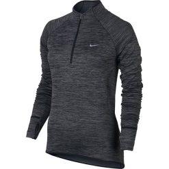 Bluzy damskie: bluza do biegania damska NIKE ELEMENT SPHERE 1/2 ZIP / 686963-010 – NIKE ELEMENT SPHERE 1/2 ZIP