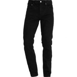 Obey Clothing JUVEE Jeansy Slim Fit black. Czarne rurki męskie Obey Clothing. Za 339,00 zł.
