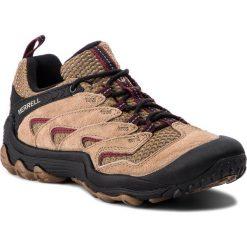 Trekkingi MERRELL - Cham 7 Limit J31224 Otter. Brązowe buty trekkingowe damskie Merrell. W wyprzedaży za 279,00 zł.
