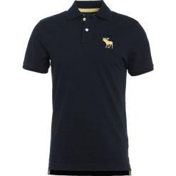 Koszulki polo: Abercrombie & Fitch Koszulka polo navy
