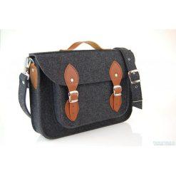 Torby na laptopa: Filcowa torba na laptop personalizowa - grawer