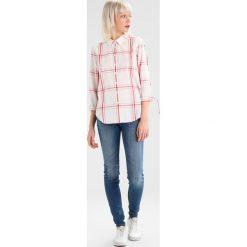 Odzież damska: Mustang CHECK BLOUSE Koszula white/red