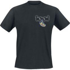 Tool Lateralus T-Shirt czarny. Niebieskie t-shirty męskie z nadrukiem marki Reserved, l, z okrągłym kołnierzem. Za 74,90 zł.