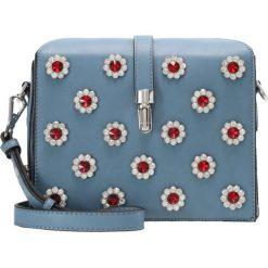 Torebki klasyczne damskie: Topshop BERTIE BOXY  Torba na ramię blue
