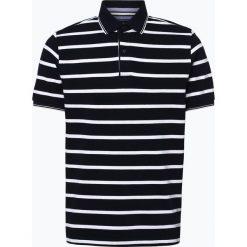 Koszulki polo: Andrew James Sailing - Męska koszulka polo, niebieski