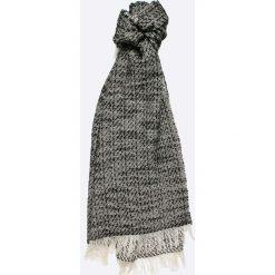 Wrangler - Szalik. Szare szaliki męskie Wrangler, z bawełny. W wyprzedaży za 129,90 zł.