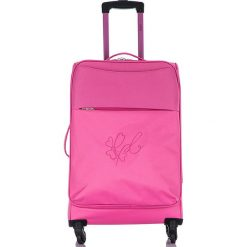 """Walizki: Walizka """"Anais"""" w kolorze różowym – 42 x 60 x 26 cm"""