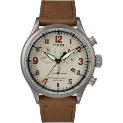 Timex - Zegarek The WaterburyTW2R38300. Czarne zegarki męskie marki Fossil, szklane. Za 579,90 zł.