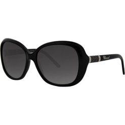 """Okulary przeciwsłoneczne damskie: Okulary przeciwsłoneczne """"SCH149S-T58"""" w kolorze czarnym"""