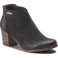 Botki LASOCKI - 70891-01 Czarny. Czarne buty zimowe damskie marki Lasocki, ze skóry. Za 249,99 zł.