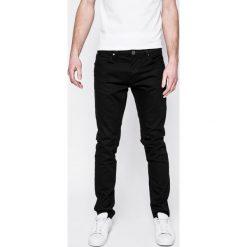 Blend - Jeansy Twister. Brązowe jeansy męskie slim marki Blend, l, z bawełny, bez kaptura. Za 169,90 zł.