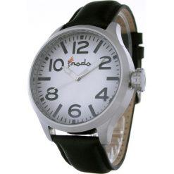 Zegarek Nodo Męski N1407 Initial czarny. Czarne zegarki męskie Nodo. Za 154,00 zł.