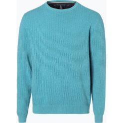 Swetry męskie: Andrew James Sailing – Sweter męski, niebieski