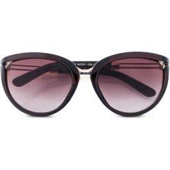 Okulary przeciwsłoneczne bonprix brązowy. Brązowe okulary przeciwsłoneczne damskie aviatory bonprix. Za 29,99 zł.