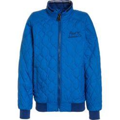 Petrol Industries Kurtka przejściowa daytona blue. Niebieskie kurtki chłopięce przejściowe marki Petrol Industries, z materiału. W wyprzedaży za 251,10 zł.