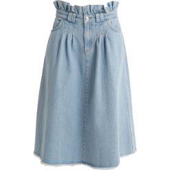 Spódniczki jeansowe: NORR FATIMA SKIRT Spódnica jeansowa light blue