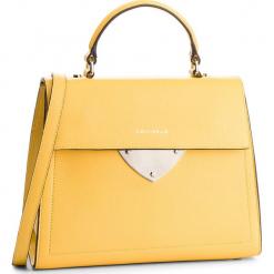 Torebka COCCINELLE - C05 B14 E1 C05 18 03 01 Spark J00. Żółte torebki klasyczne damskie Coccinelle, ze skóry, bez dodatków. Za 1399,90 zł.