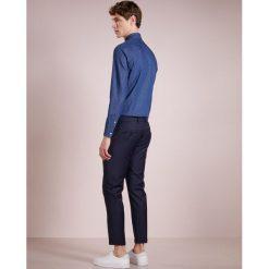 Spodnie męskie: Patrizia Pepe Spodnie materiałowe royal navy