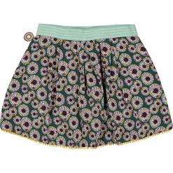 """Spódnica """"Eyes Wide Open"""" w kolorze zielonym. Zielone spódniczki dziewczęce marki 4FunkyFlavours Kids, mini. W wyprzedaży za 82,95 zł."""