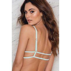 Bikini: Hot Anatomy Góra bikini Cross Strapped - Turquoise