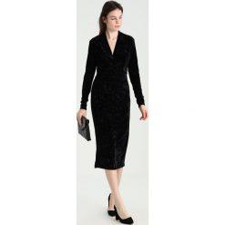 Sukienki hiszpanki: YAS YASTHEA DRESS Sukienka etui black